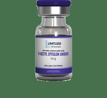 N-Acetyl Epitalon Amidate: 98.42%